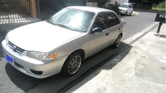 Toyota Corolla 2002 1800cc
