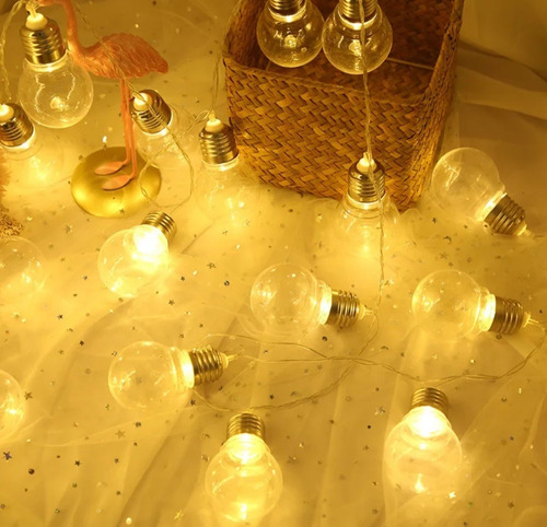 Luces Led Vintage Bombillos Pequeños