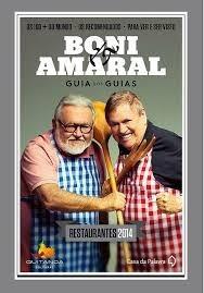 Livro - Guia Dos Guias 2014: Restaurantes - Boni & Amaral
