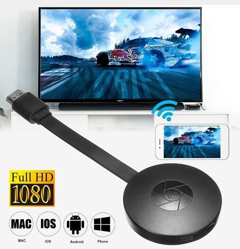 Mirascreen Digital Hdmi Vídeo Digital Chromecast