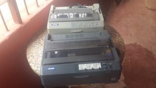 Liquido 2 Impresoras Epson Fx890 Hectográfico, Cheques