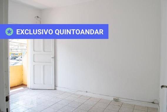 Apartamento No 2º Andar Com 1 Dormitório - Id: 892986020 - 286020