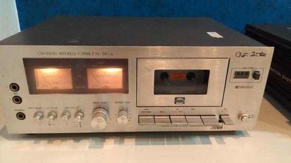 Antigo Gradiente Cd3500 Cassette Deck Dolby Leia O Anúncio