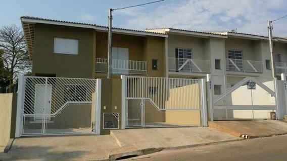Casa Residencial À Venda, Jardim Colonial, Atibaia. - Ca0117