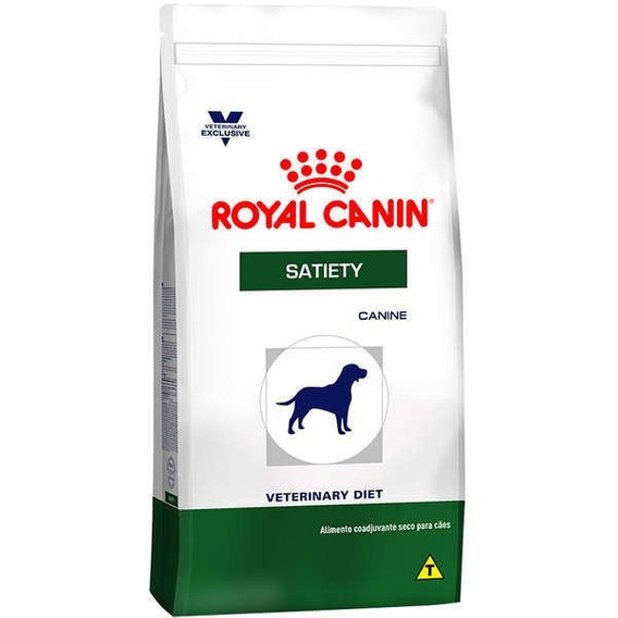 Ração Royal Canin Canine Veterinary Diet Satiety Support Par