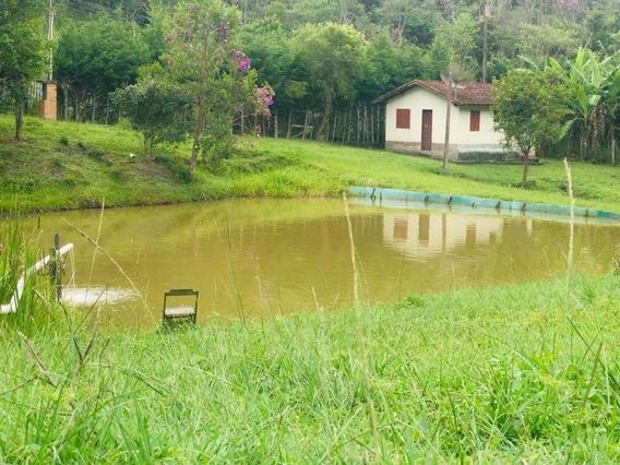 Chácara Com 4 Dormitórios À Venda, 48000 M² Por R$ 500.000,00 - Cedro - Paraibuna/sp - Ch0081