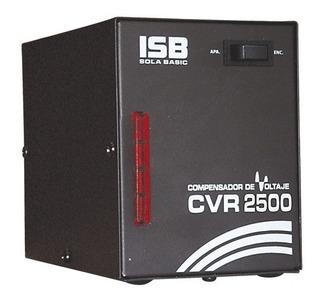 Sola Basic Cvr-2500 Regulador Para Refrigerador 1500w, 2500v
