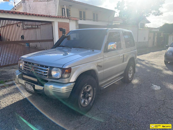 Mitsubishi Montero Dakar- Sincrónico