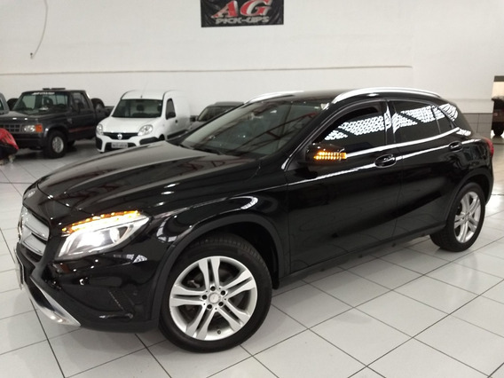 Mercedes-benz Classe Gla 1.6 Advance Turbo Flex 2017 Ud