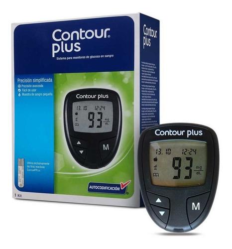 Contour Plus Glucometro  De Bayer Kit Medidor