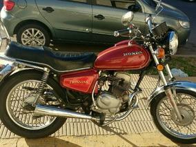 Honda Honda Twinstar 200cc