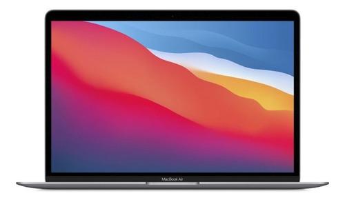 Imagen 1 de 6 de Apple Macbook Air (13 pulgadas, 2020, Chip M1, 256 GB de SSD, 8 GB de RAM) - Gris espacial