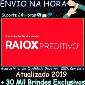 Curso Raio-x Preditivo 2019 - Sato Trader + Brindes