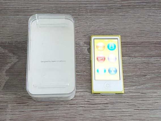 iPod Nano 7 16g + Carregador, Cabo E Fones
