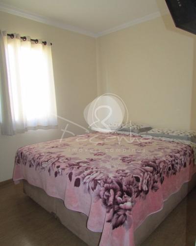 Imagem 1 de 14 de Apartamento A Venda No Jardim Carlos Lourenço Em Campinas - Imobiliária Em Campinas - Ap01841 - 4733776