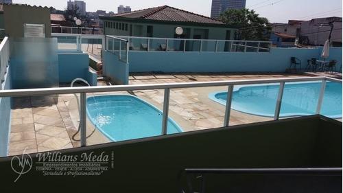 Apartamento Em Jardim Flor Da Montanha  -  Guarulhos - 18896