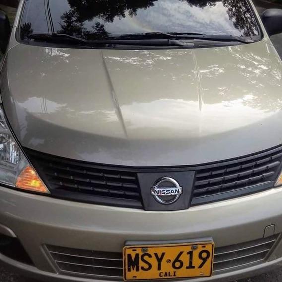 Vendo Vehiculo Nissan Tiida