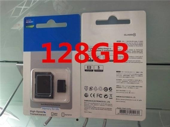 Cartao Micro Sdhc Samsung 128gb Por Carta Registrada