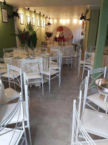 Imagem 1 de 5 de Aluguel De Cadeiras