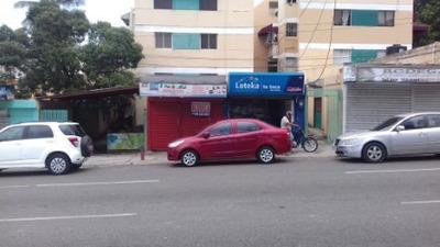 Local 35 Mts2 En La Prol. 27 Febrero Las Caobas Rd13 000