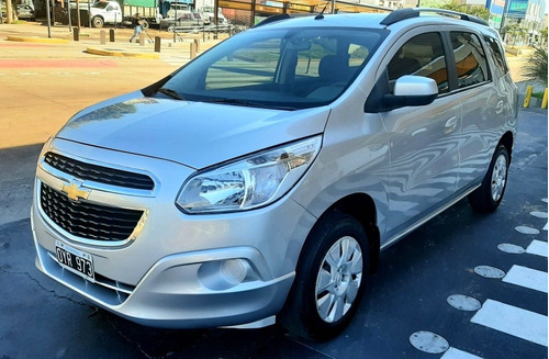 Chevrolet Spin 1.8 Lt 5as 105cv My Link 2015