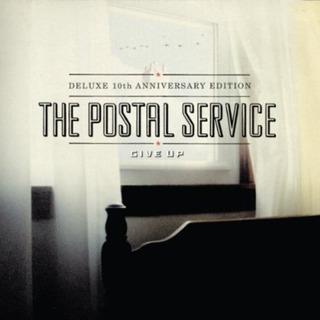 The Postal Service Give Up Vinilo Lp Us Import