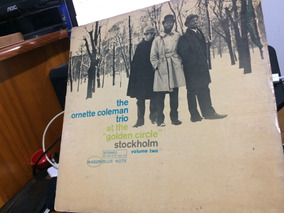 The Ornette Coleman Trio - At The Golden Circle Stockholm