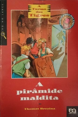 Pirâmide Maldita, A (a Turma Dos Tigres) Brezina, Thomas