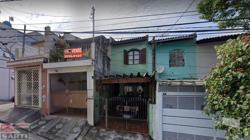 Imagem 1 de 15 de Sobrado E 3 Dormitórios  Vl. Siqueira ... - St18115