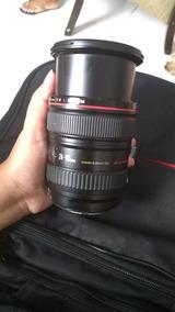 Lente 24 105 Canon.