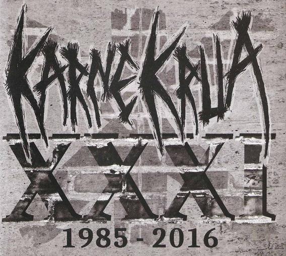 Karne Krua - Xxxi - 1985-2016 (ao Vivo) (novo)