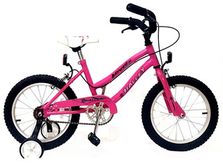 Bicicleta Playera Rodado 16 Halley Bmx Varon Nena R16 Cuotas