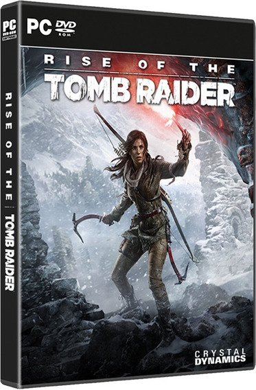 Rise Of The Tomb Raider Pc Envio Em 5 Minutos Original!!