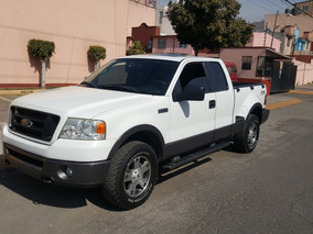 Ford Lobo 5.4 Sport Fx4 Cabina Regular 4x4 Mt 2007
