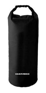 Saco Estanque Preto Impermeável 20 Litros Keep Dry Guepardo