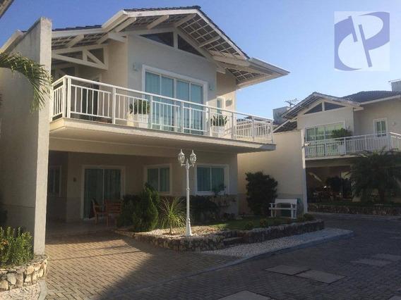Casa Com 4 Dormitórios À Venda, 303 M² Por R$ 1.350.000,00 - José De Alencar - Fortaleza/ce - Ca2385