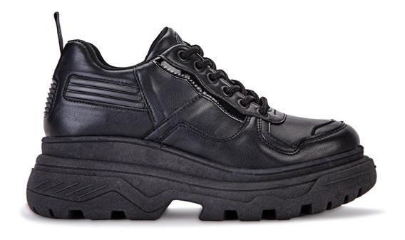 Zapatillas Mujer Clisa Negro Viamo