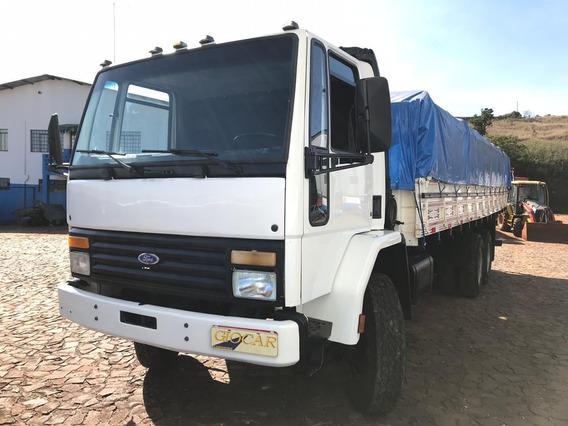 Ford Cargo 1618 Truck Reduzido Graneleiro
