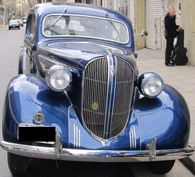 Plymouth Limousine De Luxe 1938 Impecable!