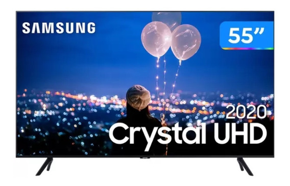 Tv Smart Uhd Crystal Led Samsung 55 Polegadas