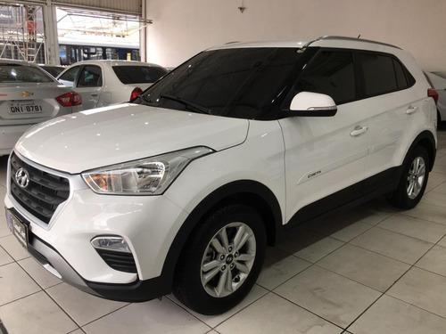 Hyundai Creta 1.6 Flex Automatico 2017 Garantia De Fabrica