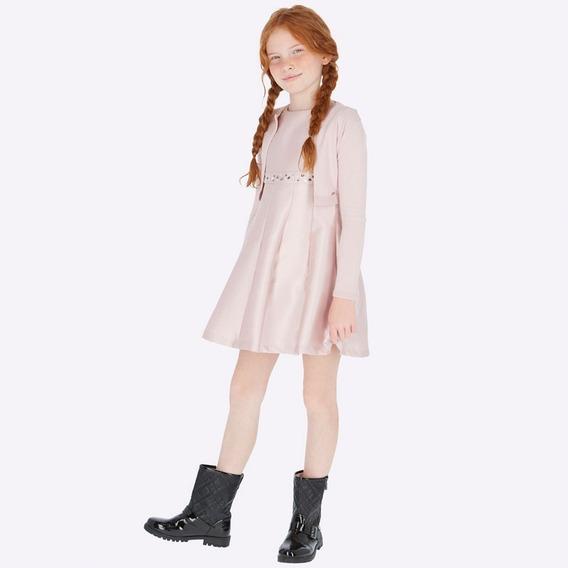 Vestido Mayoral De Niñas Grandes Tallas 10 A 18 Nueva Colecc