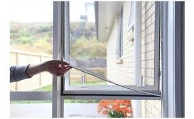 Tela Mosquiteira Magnetica Fibra De Vidro Mosquito Dengue