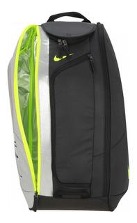 Raqueteira Nike Tennis Tech Court 12 9 Tenis Babolat Wilson