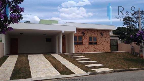 Casa Com 3 Dormitórios À Venda, 262 M² Por R$ 990.000,00 - Condomínio Picollo Villaggio - Louveira/sp - Ca0143