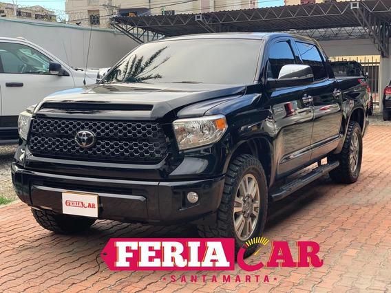 Toyota Tundra Platinum 4x4 Automatica 2014 5.7 Gasolina