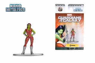 Gamora Marvel Nano Metalfig Jada Metal Orig Collectoys