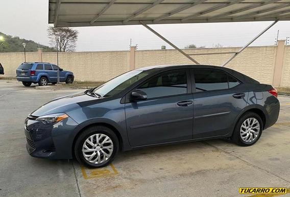 Toyota Corolla Automatico Le