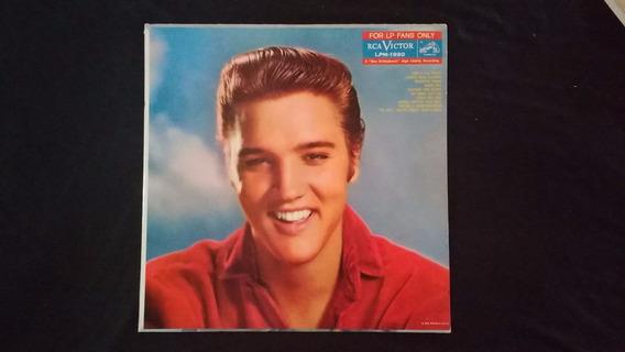 Elvis Presley For Lp Fans Only / (original 1959) Imp. Eua