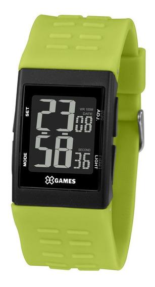 Relógio X-games Xgppd122 Pxfx